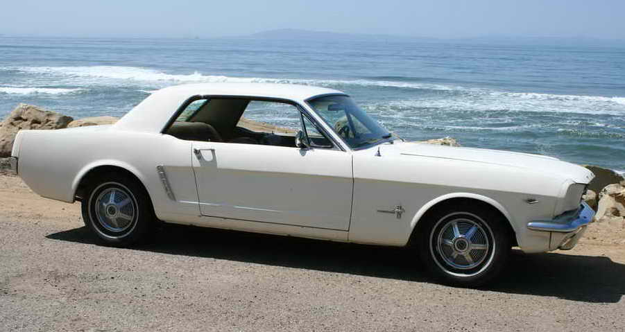 Image result for 65 pony mustang