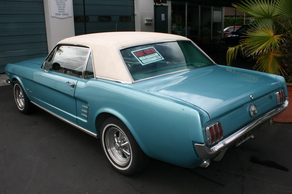 what is a 1966 ford mustang convertible worth. Black Bedroom Furniture Sets. Home Design Ideas