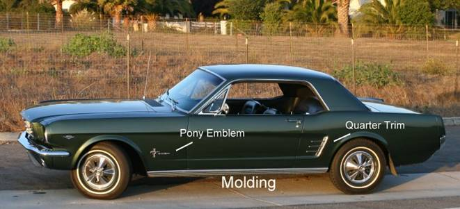 DEAL or NO DEAL Verify 1965 1966 Mustang GT