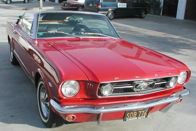 Ford 1966 Mustang